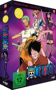 One Piece - TV-Serie - Box 11