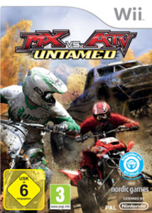 MX vs. ATV-Untamed (Wii)
