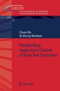 Nonblocking Supervisory Control of State Tree Structures