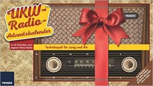 Franzis Retro Radio Adventskalender 2016