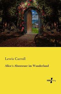 Alice´s Abenteuer im Wunderland