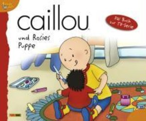 Caillou 08 / und Rosies Puppe
