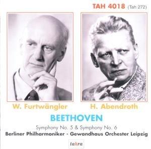 Furtwängler und Abendroth dirigieren Beethoven