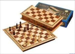Philos 2714 - Schachkassette Design, Feld 32 mm