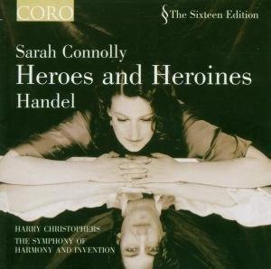 Heroes and Heroines-Händel Arien