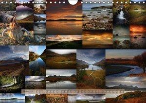 Schottland 365 (Wandkalender 2016 DIN A4 quer)