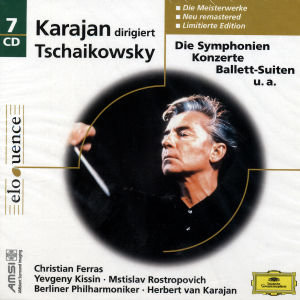 Karajan Dirigiert Tschaikowsky (Elo)