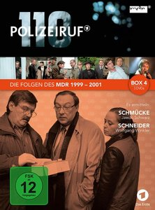 Polizeiruf 110-MDR Box 4 (DVD)
