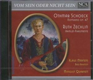 Schoeck/Zechlin: Vom Sein Oder Nicht Sein