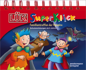 LÜK-SuperKlick. Übungen für Schulanfänger