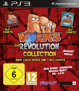Worms - The Revolution Collection (Inkl. Worms 2 Armageddon)