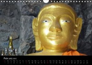Olschner, S: Faces of Buddha / UK-Version