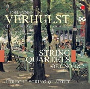 Streichquartette op.6 1+2
