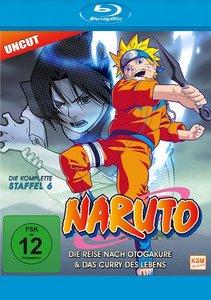 Naruto - Staffel 6 - Die Reise nach Otogakure & Das Curry des Le
