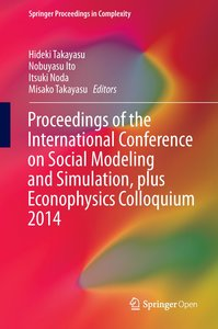 Proceedings of the International Conference on Social Modeling a