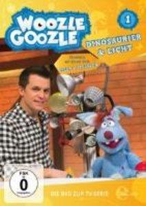 (1)DVD z.TV-Serie-Dinosaurier Und Licht