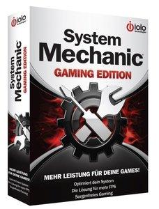 iolo: System Mechanic - Gaming Edition (Mehr Leistung für deine