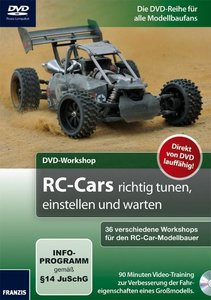 RC-Cars richtig tunen, einstellen und warten