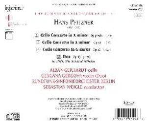 Cellokonzerte Opp. 42 / 52 / posth. / Duo Op. 43 - Das romantisc