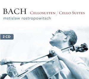 Bach: Cellosuiten