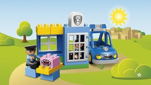 LEGO® Duplo 10532 - Polizeiverfolgung