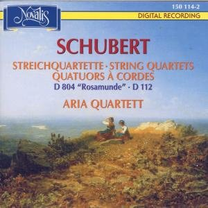 Streichquartette B-Dur+a-moll