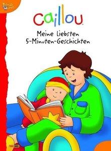 Caillou 5-Minuten-Geschichtenbuch