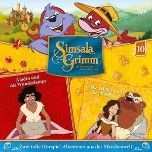 10: Aladin/Die Schöne Und Das Biest