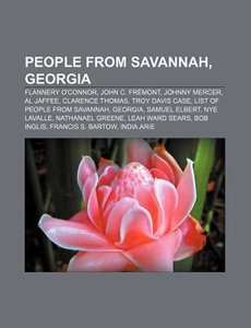 People from Savannah, Georgia