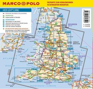MARCO POLO Reiseführer England