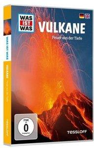 Was ist Was TV. Vulkane / Volcanoes. DVD-Video