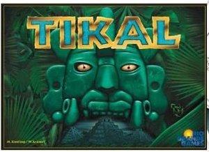 Abacusspiele 13051 - Tikal, Spiel des Jahres 1999