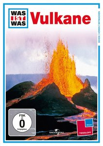 Was ist Was TV. Vulkane / Volcanoes. DVD-Video