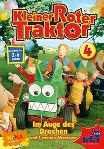 Kleiner Roter Traktor 04