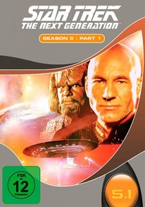 STAR TREK: The Next Generation - Season 5.1