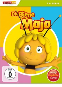 Die Biene Maja 3D (CGI, Komplettbox)