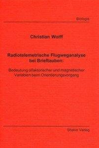 Radioelemetrische Flugweganalyse bei Brieftauben