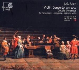 Violin Concerto BWV 1052/+