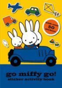 Go Miffy! Sticker Activity Book