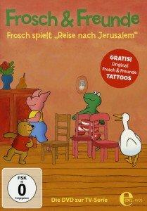 (3)DVD z.TV-Serie-Frosch spielt Reise nach Jerusal