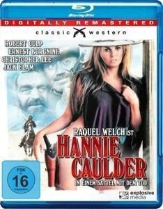 Hannie Caulder-In einem Satt