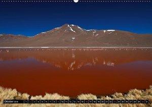 Bolivien Andenlandschaften (Wandkalender 2016 DIN A2 quer)