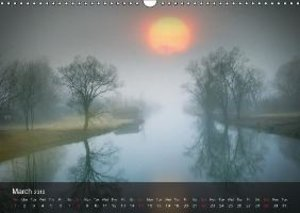 Reflections of Nature (Wall Calendar 2015 DIN A3 Landscape)
