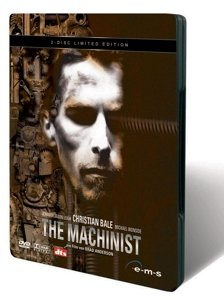 Machinist,The (Limited Steelbook E