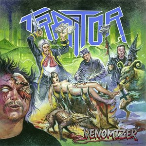 Venomizer (Limited Black Vinyl)