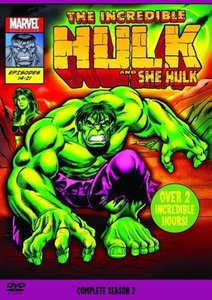 Incredible Hulk 1996-Staffel