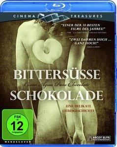 Bittersüse Schokolade-Cinema Treasures-Blu-ray