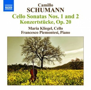 Cellosonaten 1+2/Konzertstücke