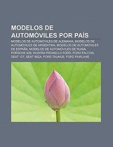 Modelos de automóviles por país