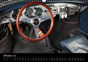 Bau, S: Classic 356 (Wandkalender 2015 DIN A3 quer)